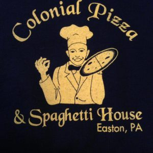 Colonial Pizza Spaghetti House